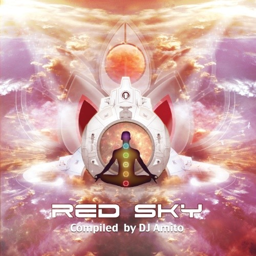 Nutek Records - .Various - Red Sky - Compiled By Dj Amito