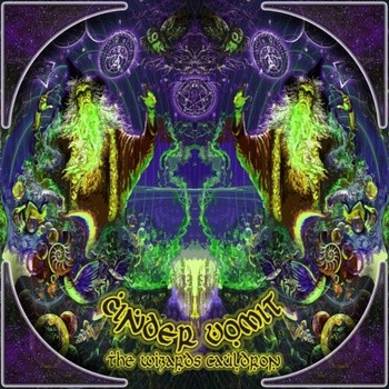 Anomalistic Records - CINDER VOMIT - The Wizards Cauldron