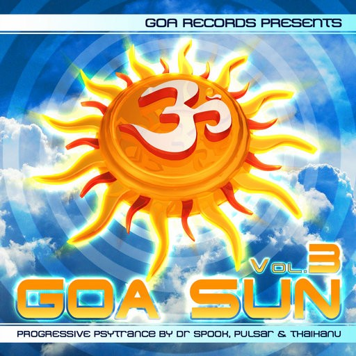 Goa Records - .Various - Goa Sun Vol 3