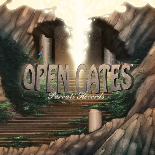 Parvati Records - .Various - Open Gates