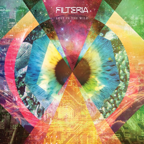 Suntrip Records - FILTERIA - Lost In The Wild
