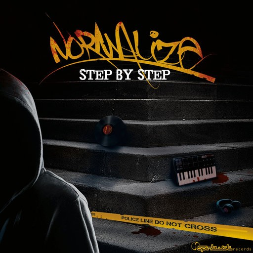 Spin Twist Records - NORMALIZE - Step By Step