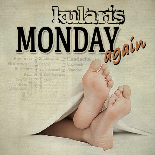 Spin Twist Records - KULARIS - Monday Again