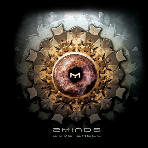 Geomagnetic.tv - 2 MINDS - Wave Shell