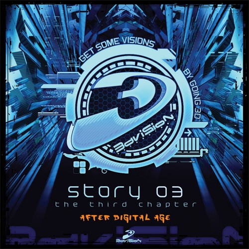3D Vision - .Various - The 3D Story - After Digital Age