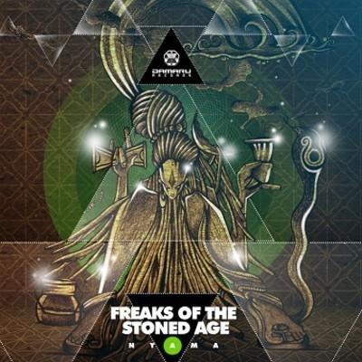Damaru Records - NYAMA - Freaks Of The Stoned Age