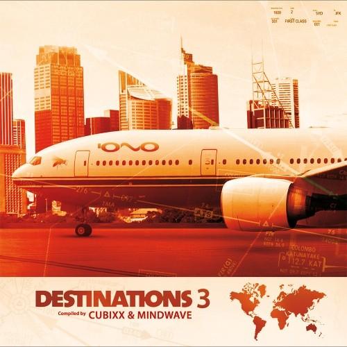 Iono Music - .Various - Destinations 3