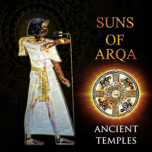 Interchill Records - SUNS OF ARQA - Ancient Temples EP