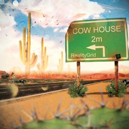 Wildthings Records - REALITY GRID - Cow House