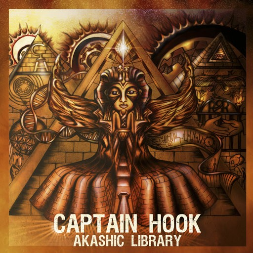 Iboga Records - CAPTAIN HOOK - Akashic Library