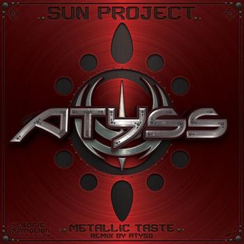 Sonic Motion Records - SUN PROJECT - Metallic Taste