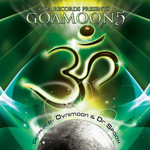 Goa Records - .Various - Goa Moon Vol 5