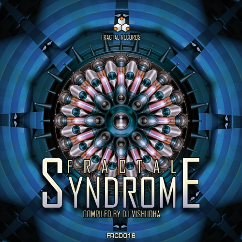 Fractal Records - .Various - Fractal Syndrome - Compiled by DJ Vishudha