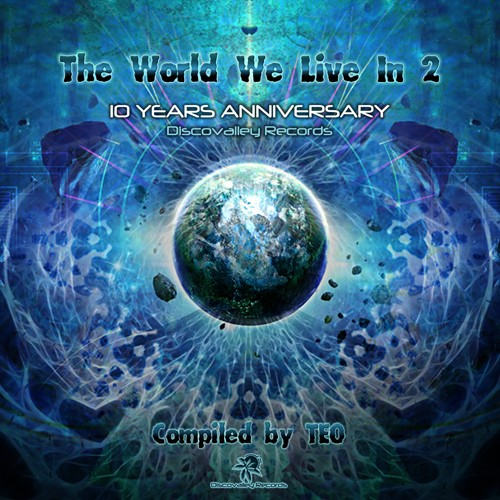 Discovalley Records - .Various - The World We Live In 2