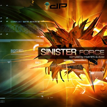 Biomechanix Records - .Various - Sinister force