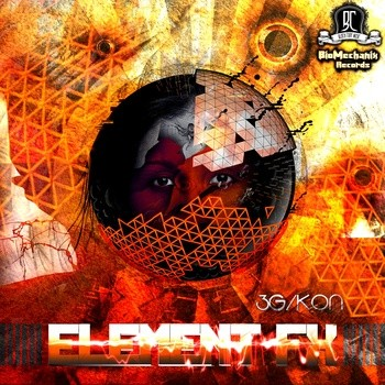 Biomechanix Records - 3G_KON - Element FX