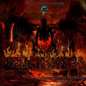 Biomechanix Records - .Various - Hell is Here