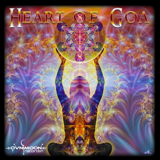 Ovnimoon Records - .Various - Heart Of Goa