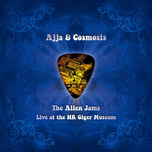 Peak Records - AJJA AND COSMOSIS - The Alien Jams - Live At The Hr Giger Museum