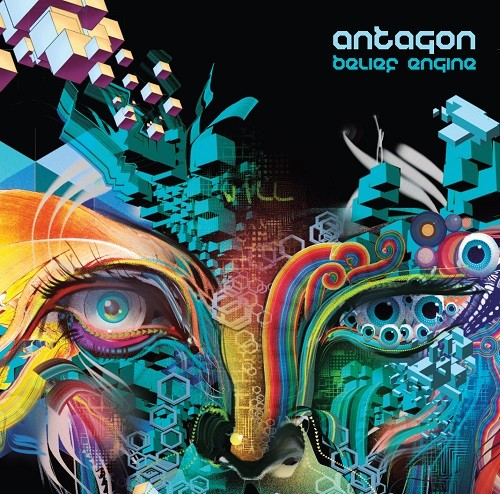 Damaru Records - ANTAGON - Belief Engine