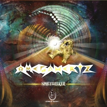 Space Baby Records - OMEGAHERTZ - Spacewalker