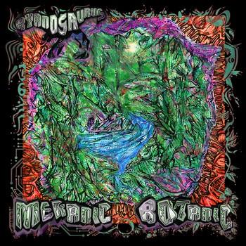 Another Psyde Records - RYANOSAURUS - Mekanic Botanic
