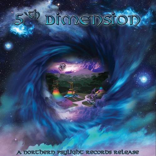 Northern Psylight Records - .Various - 5´th Dimension