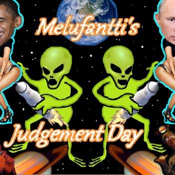 Random Records - MELUFANTTI - Judgement Day