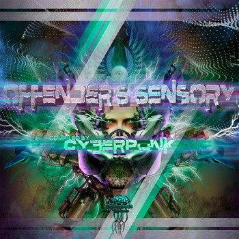 Biomechanix Records - .Various - Offender's Sensory