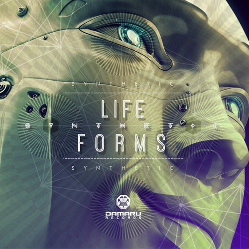 Damaru Records - .Various - Synthetic Lifeforms