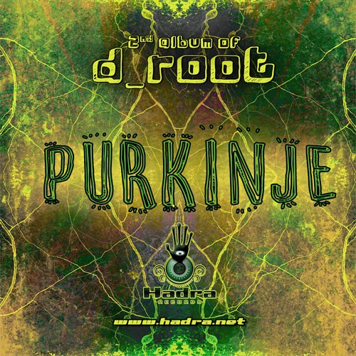 Hadra Records - D_ROOT - Purkinje