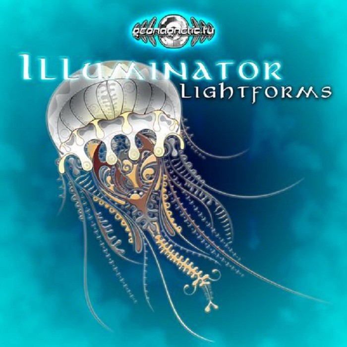 Geomagnetic.tv - ILLUMINATOR - Lifeforms (Digital EP)