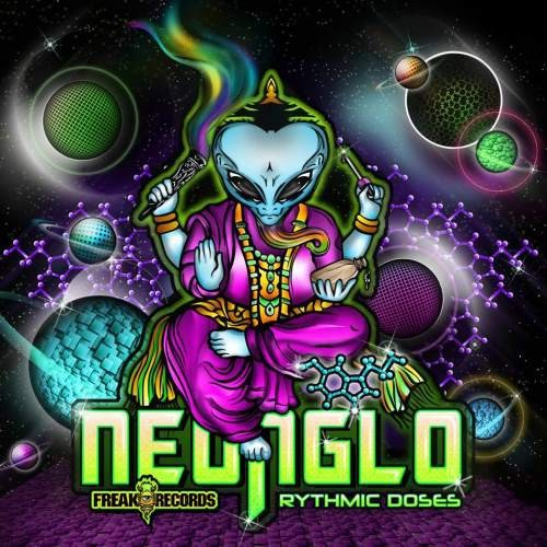 Freak Records - NEONGLO - Rythmic Doses