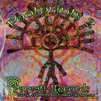 Parvati Records - .Various - Footprints 2
