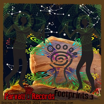 Parvati Records - .Various - Footprints 3