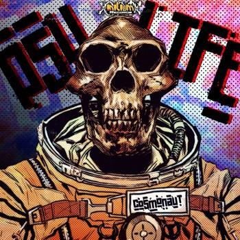 Initium Recordings - URANIUM - Cosmonaut Psylife