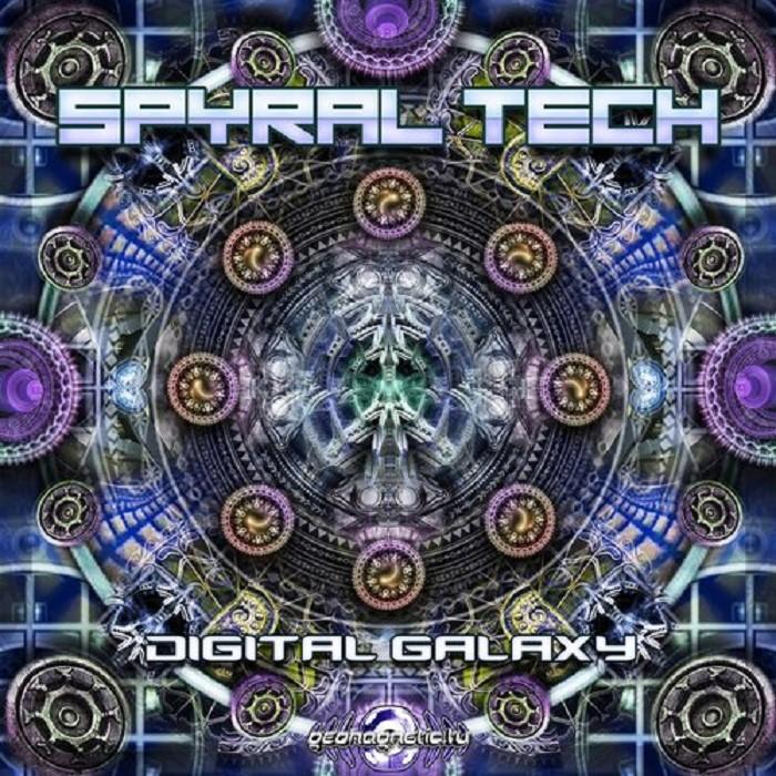Geomagnetic.tv - SPIRAL TECH - Digital galaxy (Digital EP)