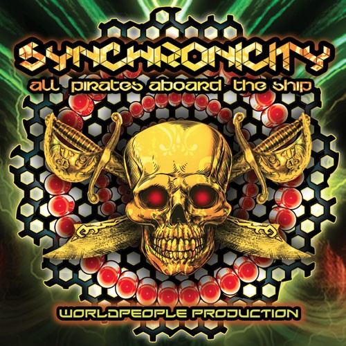 World People - SYNCHRONICITY - All Pirates Aboard The Ship