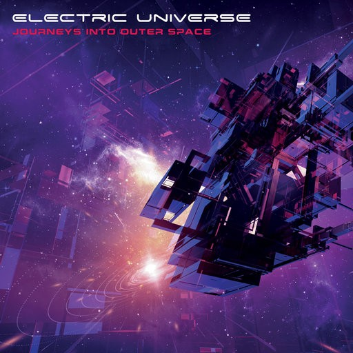 Dacru Records - ELECTRIC UNIVERSE - Journeys Into Outer Space