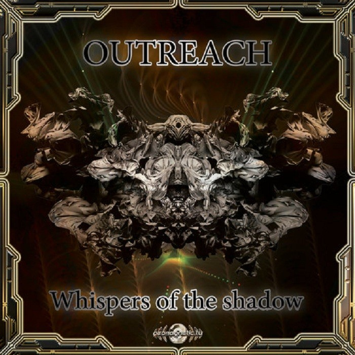 Geomagnetic.tv - OUTREACH - Whispers of the Shadow (Digital EP)