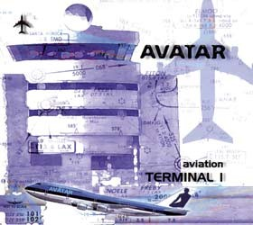 Avatar Records - .Various - terminal 1