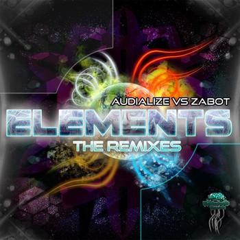 Biomechanix Records - AUDIALIZE vs ZABOT - Elements remixes