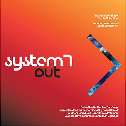 A-wave Records - SYSTEM 7 - Out