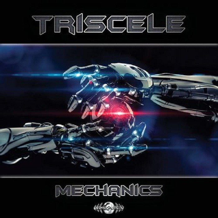 Geomagnetic.tv - TRISCELE - Mechanics (Digital EP)