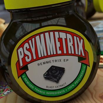 Bom Shanka Music - PSYMMETRIX - Remmetrix
