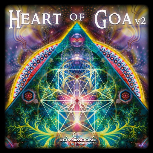 Ovnimoon Records - .Various - Heart Of Goa Vol 2