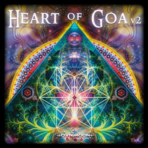 Ovnimoon Records - .Various - Heart Of Goa Vol 2