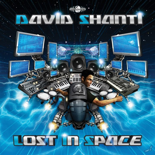 Geomagnetic.tv - DAVID SHANTI - Lost In Space
