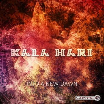 Uxmal Records - KALAHARI - Into a new dawn