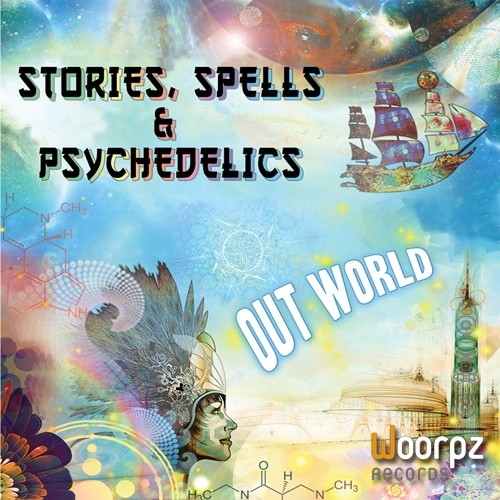 Woorpz Records - OUT WORD - Stories, Spells & Psychedelics